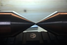Притирка колец оптического прицела
